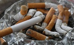 Strijd tegen roken