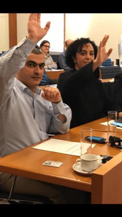 ''Druk blijven uitoefenen op Iran voor vrijlating professor Ahmadreza Djalali''