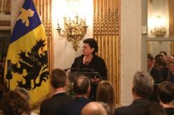 Carla Dejonghe: ''We mogen gerust wat meer fier zijn op onze hoofdstad''