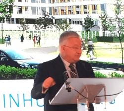Gloednieuw ziekenhuis voor de Brusselse toekomst