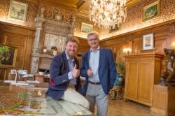 Open Vld en Quentin van den Hove  versterken de Lijst van de Burgemeester in Schaarbeek