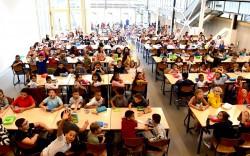 Brussel bouwt scholen voor de toekomst