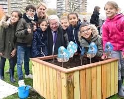 Klasbakken voor Brusselse scholen