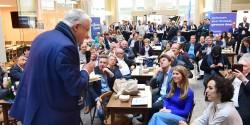 Sterke liberale accenten in Brussels regeerakkoord