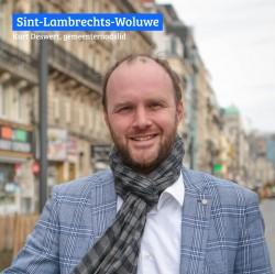 Oppositie wil snel duidelijkheid over mondmaskers in Sint-Lambrechts-Woluwe
