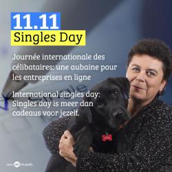 Opinie: Singles day is MEER dan cadeaus voor jezelf.