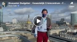 Brusseleir Budgétaire - Gewestelijk Crisiscentrum