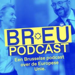 BR*EU PODCAST, Een Brusselse podcast van Jong Vld brussel over de Europese Unie en haar hoofdstad.