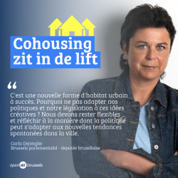 Cohousing en andere creatieve oplossingen om betaalbaar in de stad te wonen